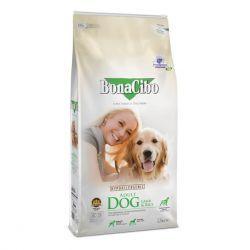 BonaCibo Adult Dog Lamb & Rice Kuzu Etli ve Pirinçli Yetişkin Köpek Maması 15 Kg