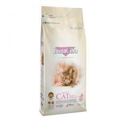 BonaCibo Adult Cat Light - Sterilised Kısırlaştırılmış Kediler için Yetişkin Kedi Maması 4 Kg