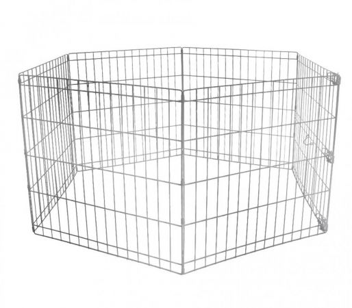 Glory Krom Köpek Eğitim Ve Oyun Çiti 60x54 Cm
