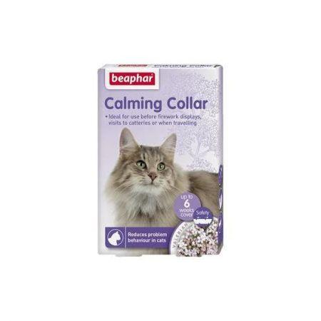 Beaphar Calming Bitkisel Sakinleştirici Kedi Tasması 35 cm
