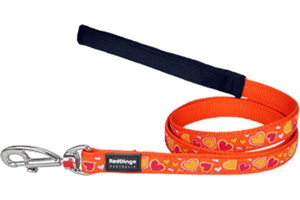 Red Dingo Breezy Love Desenli Turuncu Uzatma 15mm