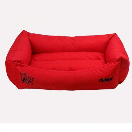 Dubex Gelato Dikdörtgen Yatak Vr01 Kırmızı(M)44x62x22h cm