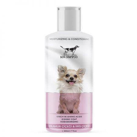 Catidea Beyaz Linda Çiçeği Kokulu Köpek Şampuanı 200 Ml