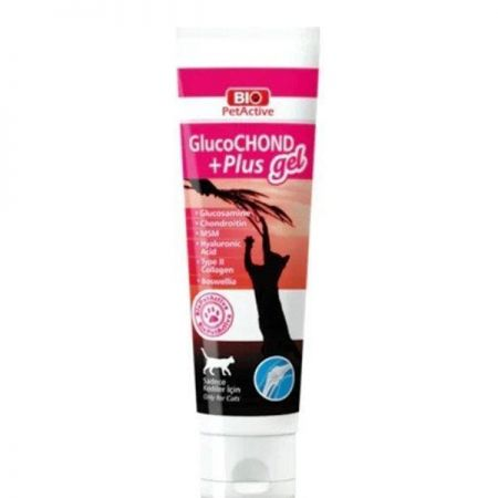 Pet Active Kediler İçin Glucochound Plus Gel 100 Ml