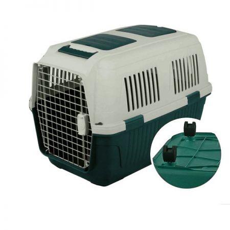 Strong Köpek Taşıma Tekerlekli 102x74x76 Yeşil