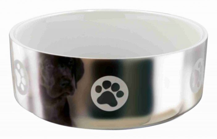 Trixie Köpek Seramik Mama ve Su Kabı 0,8lt, 15cm