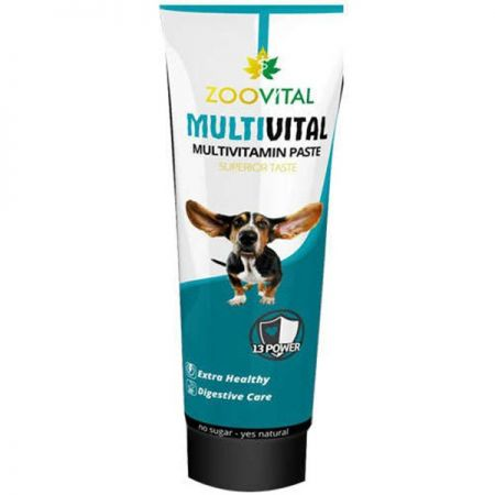 Zoovital Multivitamin Kedi Macunu 30 Gr