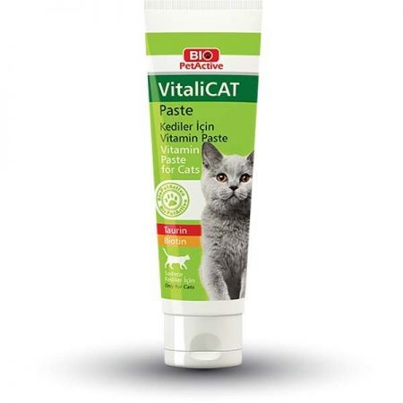 Pet Active Vitalicat Paste Kedi Multivitamin Macunu 100 ml