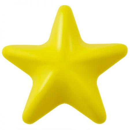 Outwardhound Lil Dipper Sarı Yıldız Şeklinde Ödül Koyulabilen Köpek Oyuncağı