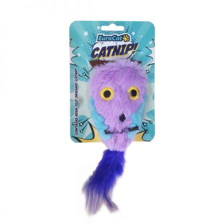 Eurocat Pembe Baykuş Kedi Oyuncağı