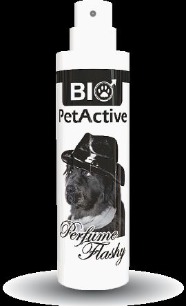 Pet Active Flashy Menekşe Kokulu Köpek Parfümü 50 ml
