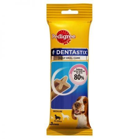 Pedigree Dentastix Medium Orta Irk Köpek Ödülü 3 Lü 77  Gr