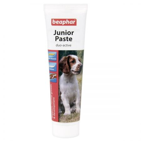 Beaphar Duo Active Junior Paste Yavru Köpek Macunu 100 gr