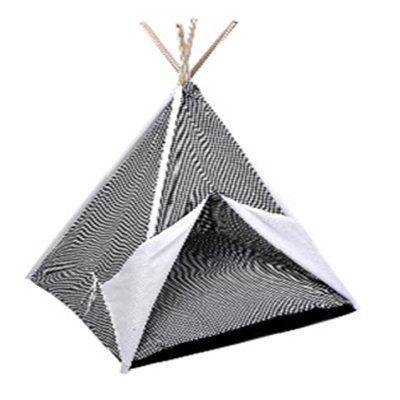 Dubex Mini Kedi Çadırı Medium 47x47x75h cm