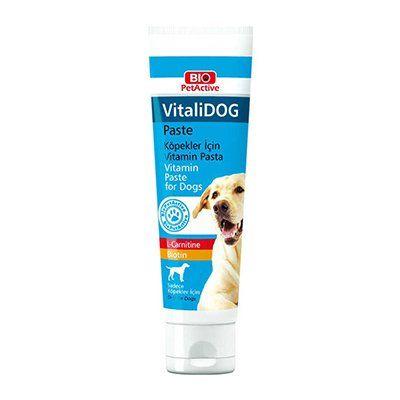 Pet Active Vitalidog Paste Yetişkin Köpekler İçin Vitamin Macun 100 Ml