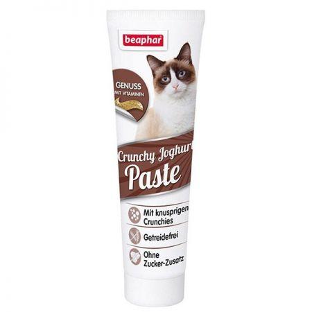 Beaphar Kıtırlı Yoğurtlu Kedi Vitamin Macunu 100gr