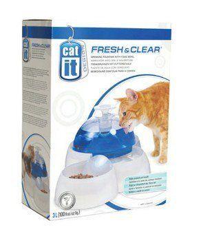 Catit Kedi Mama ve Su Kabı 3 Lt