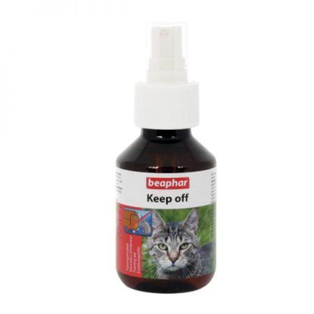 Beaphar Keep Off Kedi İç Mekan Uzaklaştırıcı Sprey 100 ml
