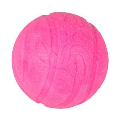 Flamingo Dina Gül Kokulu Top Köpek Oyuncağı 7 cm