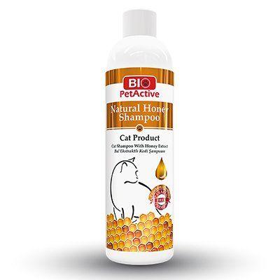 Pet Active Natural Bal Ve Buğday Özlü Kedi Şampuanı 250 Ml