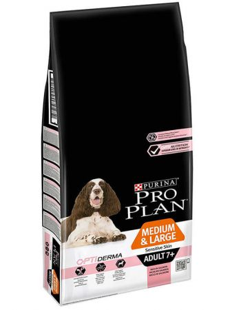 Pro Plan Senior Sensitive 7+ Köpek Maması 14 Kg