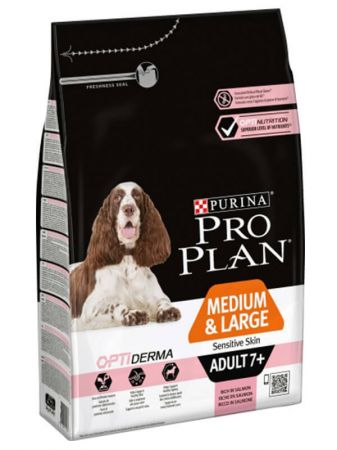 Pro Plan Senior Sensitive 7+ Köpek Maması 3 Kg