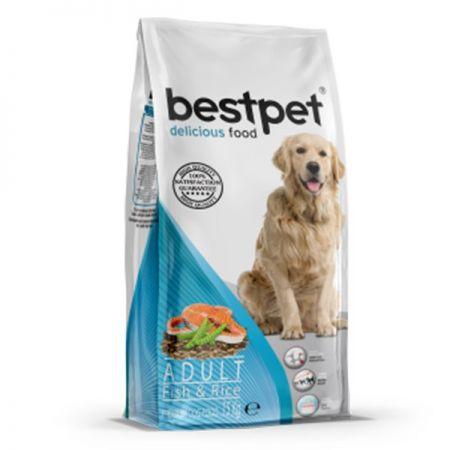 Bestpet Balık ve Pirinçli Yetişkin Köpek Maması 15 Kg