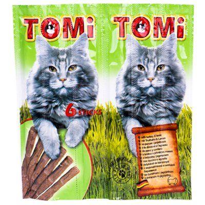 Tomi Kuzu ve Hindili Stick Kedi Ödülü 6x5 Gr