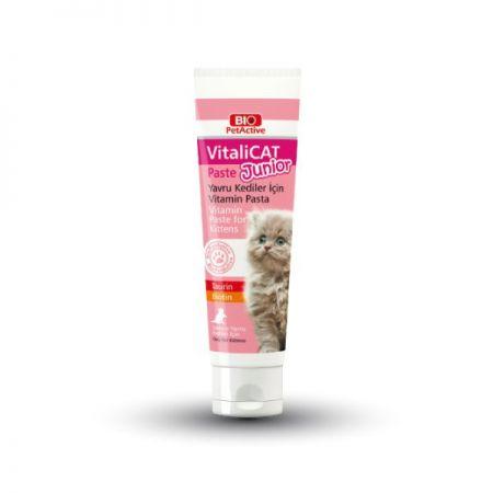Pet Active Vitalicat Junior Paste Kedi Multivitamin Macunu 100 ml