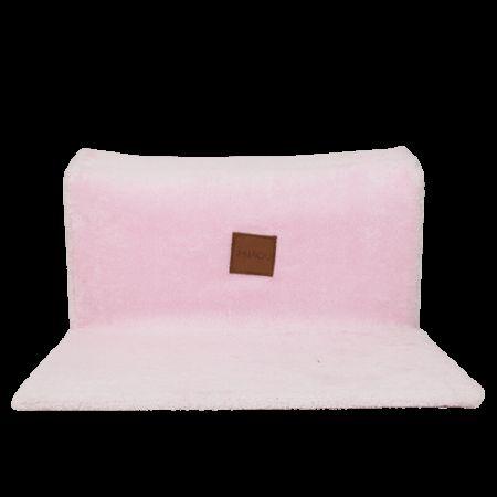 Miaou Petek Askılı Kedi Yatağı Pembe 50x46 cm