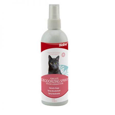 Bioline Kedi Yaşam Alanı İçin Koku Giderici 175 Ml