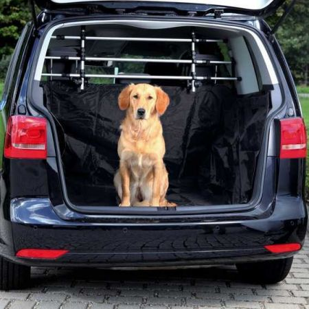 Trixie Köpek İçin Bagaj Örtüsü 2,30X1,70M Siyah