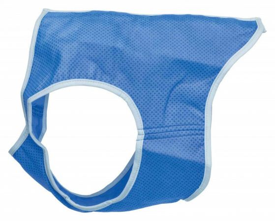 Trixie Köpek Soğutucu Yelek L:35 Cm Mavi