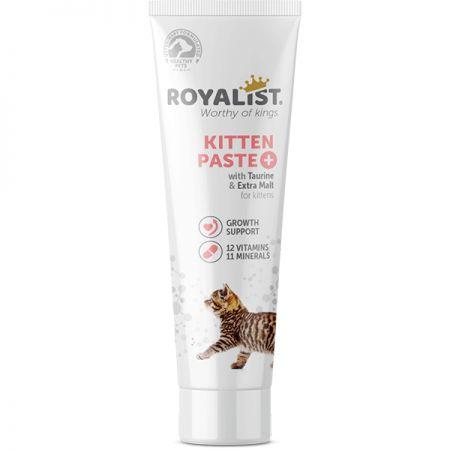 Royalist Yavru Kediler İçin Taurin Ve Malt Macunu 100 Gr