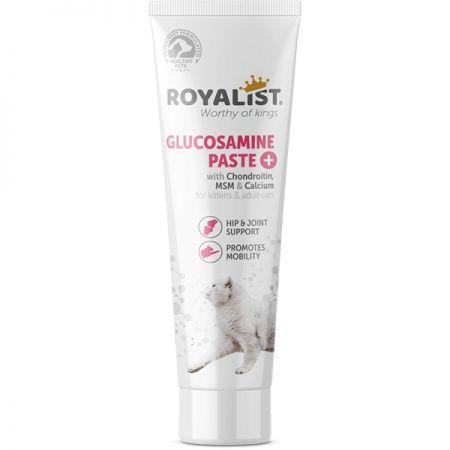 Royalist Glucosamine Kedi Kalça ve Eklem Sağlığı Destekleyici Macun 100 Gr