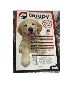 Guppy Yavru Köpek Maması 15 Kg