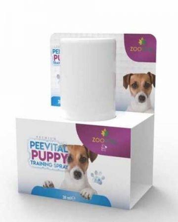 Zoovital Peevital Puppy Training Spray Köpek Çiş Eğitim Spreyi