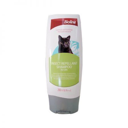 Bioline Arındırıcı Kedi Şampuanı 200 Ml