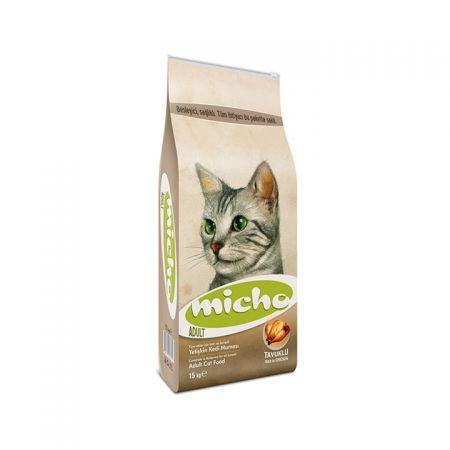 Micho Yetişkin Kedi Maması 15 Kg